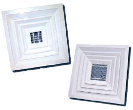 Особенности устройства вентиляции в потолке