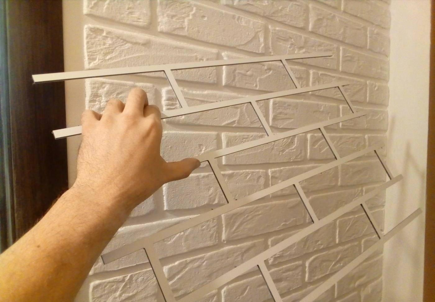 Укладка декоративного кирпича (27 фото): как клеить кирпичную кладку на стену в квартире? как делать монтаж облицовки своими руками?