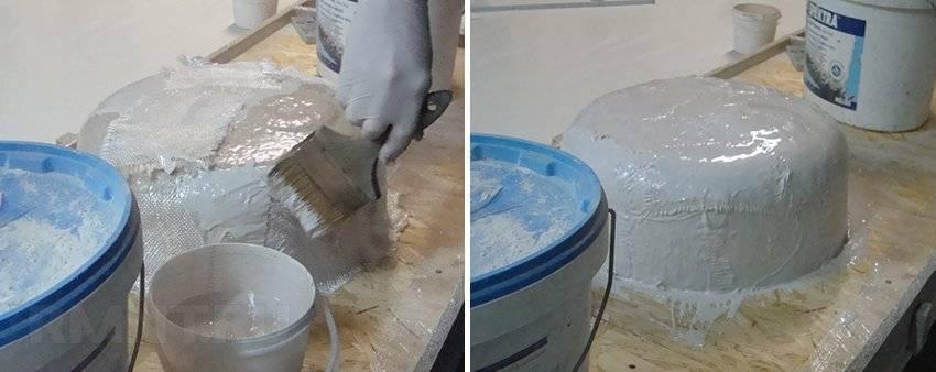 Изготовление столешницы из искусственного камня своими руками: материалы и технологии – блог про кухни: все о кухне – kuhnyamy.ru