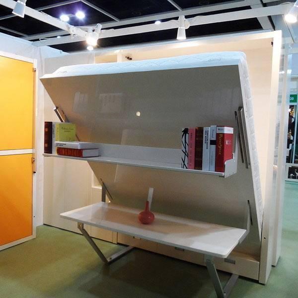 Диваны трансформеры для маленькой комнаты. трансформируемая мебель (35 фото)