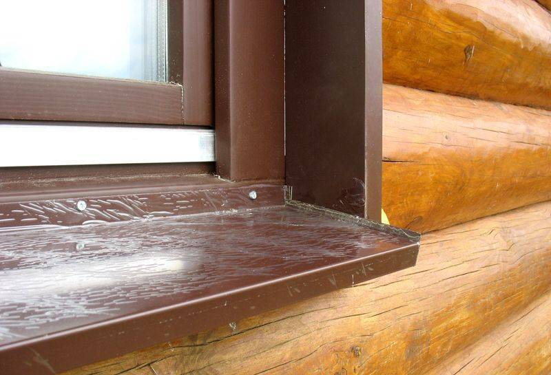 Отливы для окон (52 фото): оцинкованные металлические оконные конструкции, установка пластикового варианта, правильный монтаж