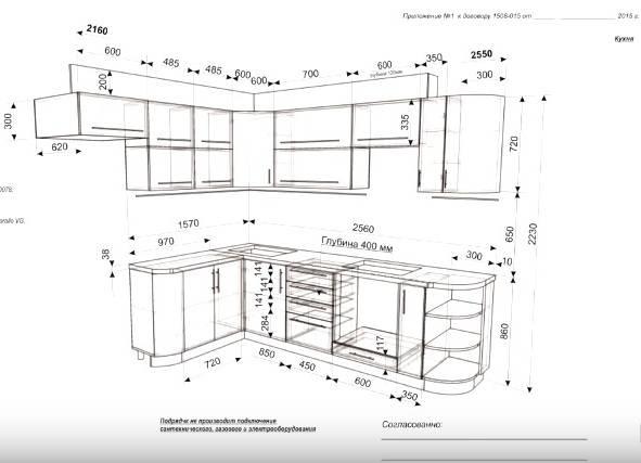 Установка кухни своими руками: как собрать кухонный гарнитур