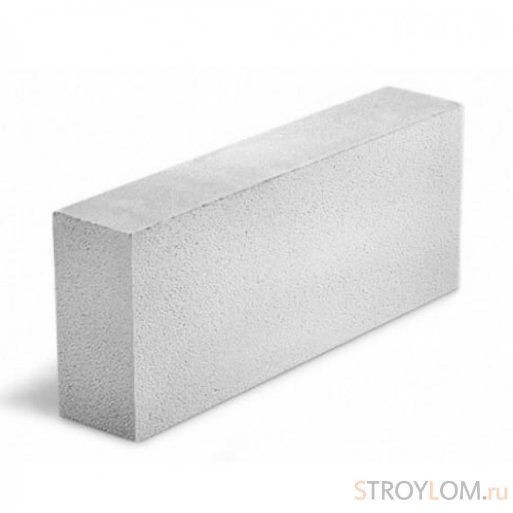 Блоки из ячеистого бетона по госту 31360 2007 и 21520 89