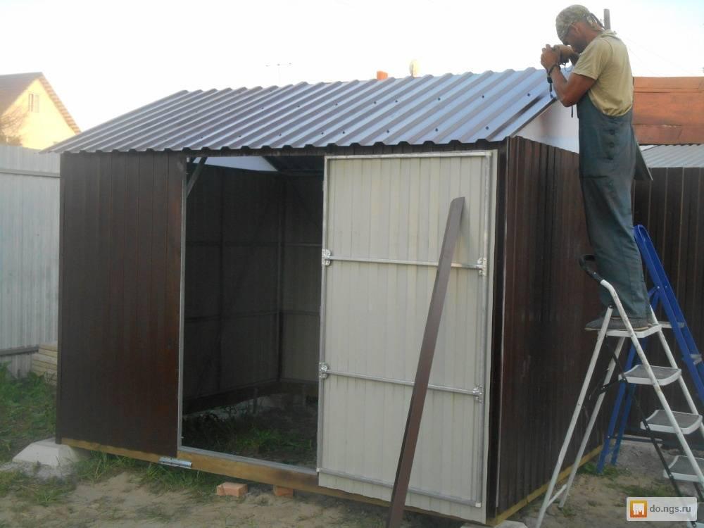 9 советов, какой сарай построить на даче, или выбираем материал для сарая | строительный блог вити петрова