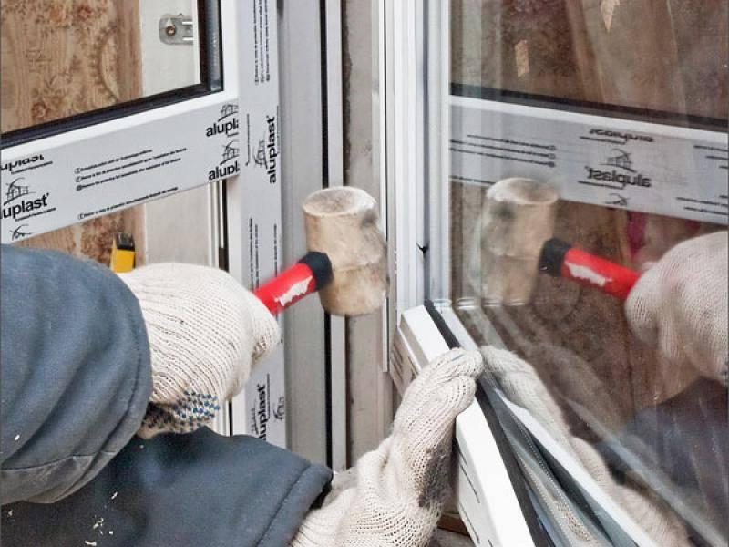 Инструкция по ремонту пластиковых окон своими руками. причины повреждений и способы их избежать