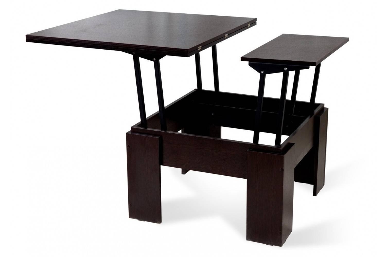 Стол-трансформер: 60+ фото в интерьере, идеи для гостиной, кухни, детской, дачи