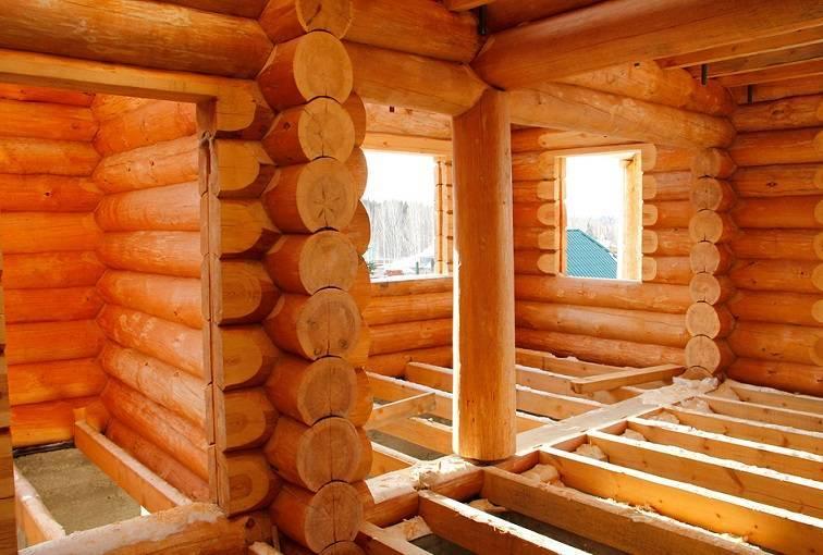 Дома из бревна - строительство под ключ и проекты | низкие цены | русский стиль