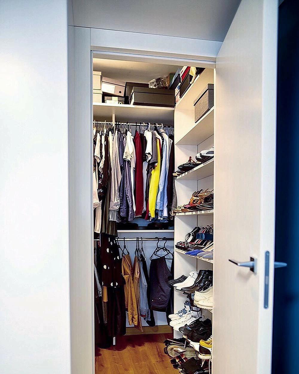Как сделать гардеробную из кладовки гардеробную советы специалистов