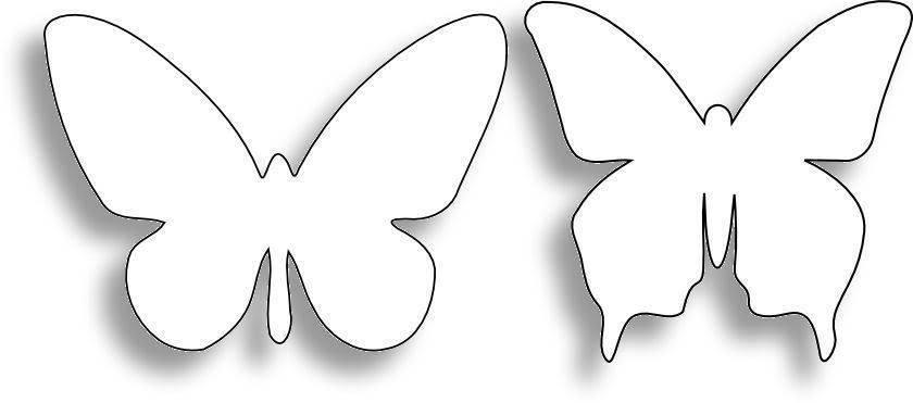 Как сделать бабочку своими руками — пошаговая инструкция как и из чего изготовить бабочку (95 фото)