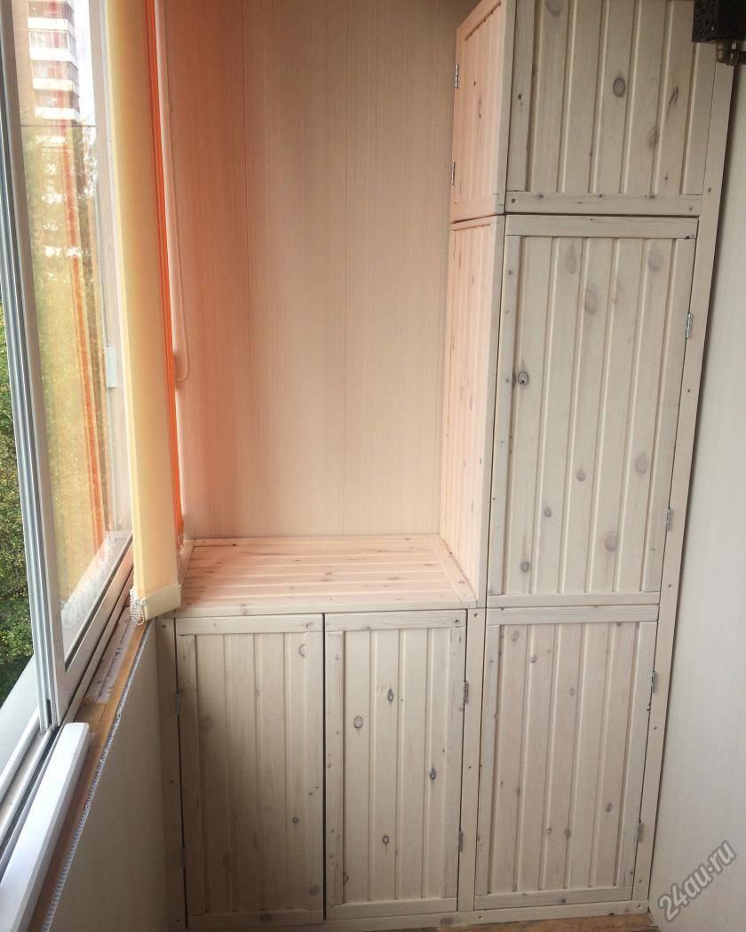 Шкафы на балкон (108 фото): примеры встроенных и пластиковых балконных шкафов, интересные идеи дизайна шкафов с рольставнями и из вагонки