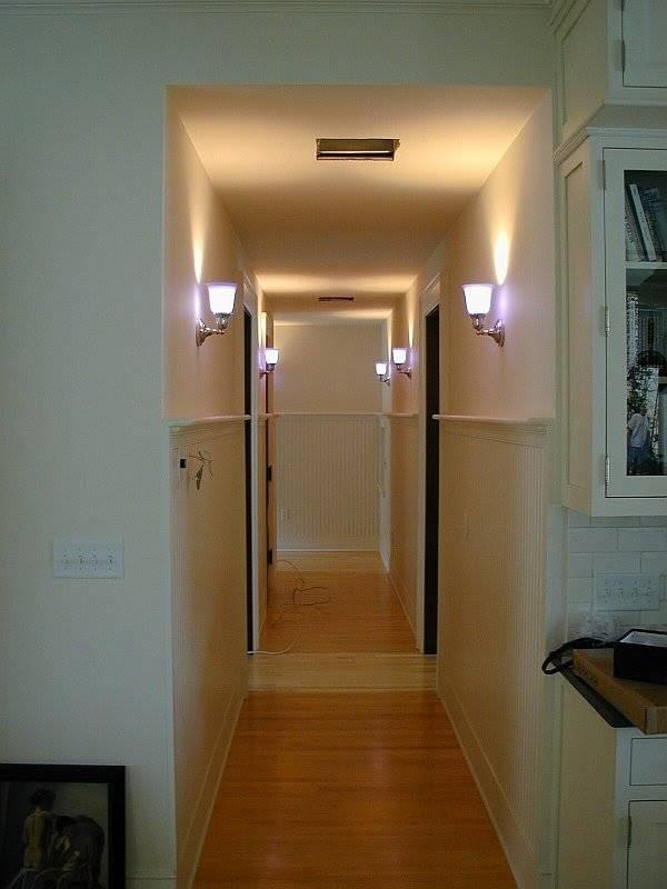 6 советов по организации освещения в коридоре квартиры и дома + фото | строительный блог вити петрова