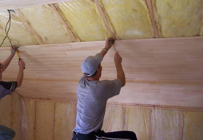 Обшивка стен фанерой внутри дома своими руками: технология отделки, декоративные плиты (фото)
