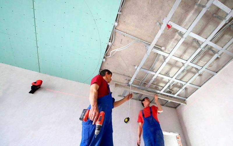 Как снять натяжной потолок: демонтаж своими руками на видео и цена м2 с установкой