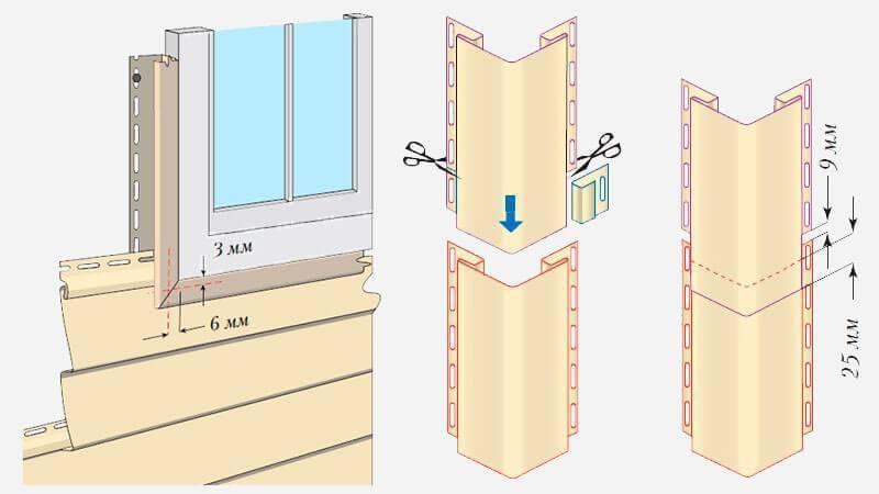 Как обшить дом металлическим сайдингом своими руками: инструкция