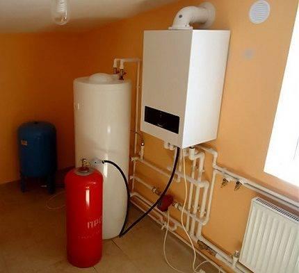 Монтаж газового отопления – от выбора оборудования до установки отопительной системы