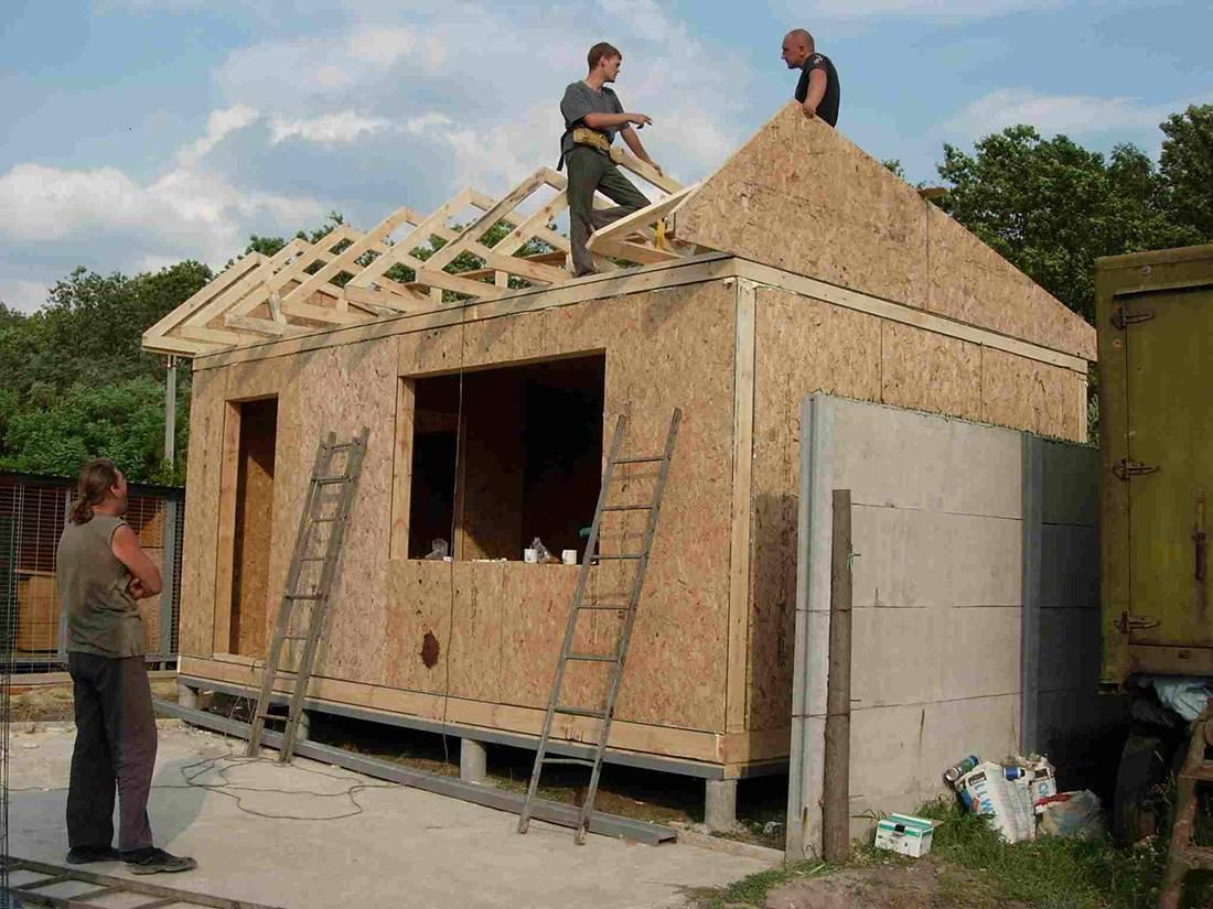 ?из чего дешевле построить дом – различные способы - блог о строительстве