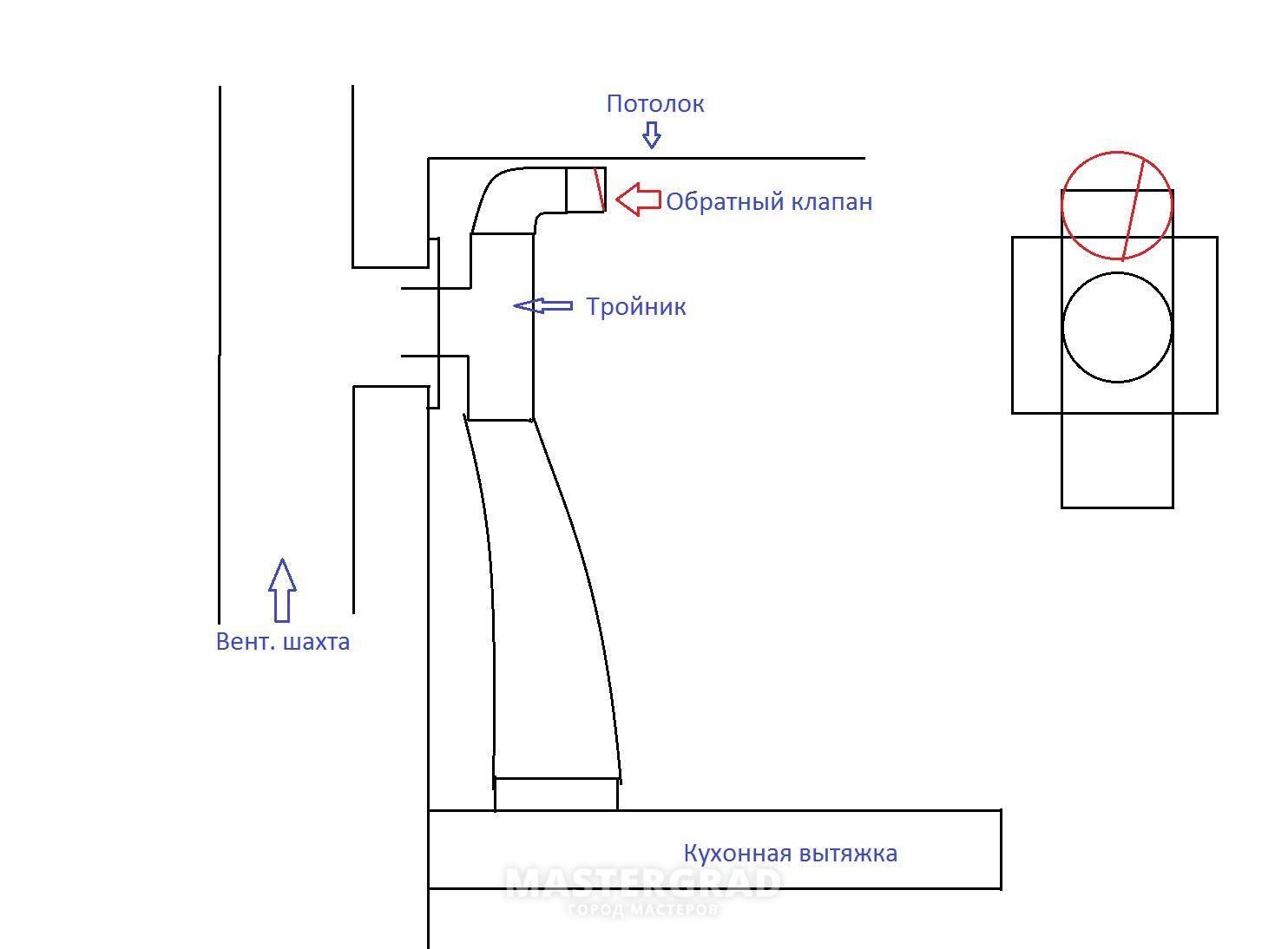 Приточный клапан в стену, вентиляционный клапан с рекуперацией