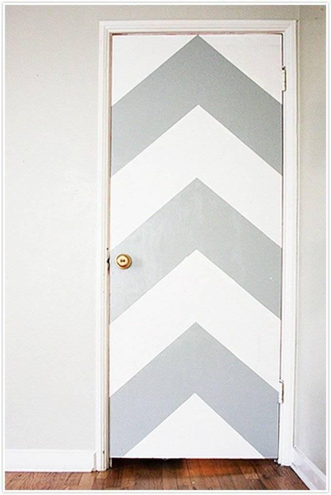 Рекомендации, как легко обновить межкомнатные двери своими руками