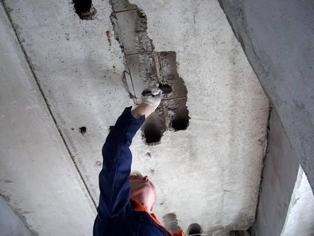 Как заделать дыру в кирпичной стене гипсокартоном