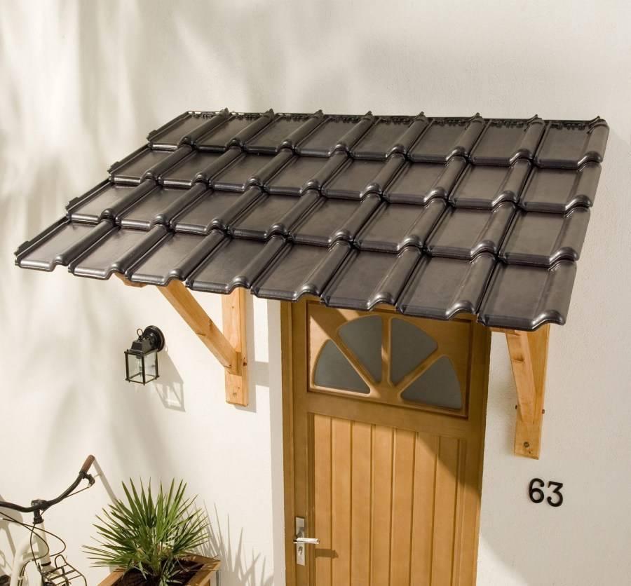 Навес над крыльцом частного дома (47 фото): изготовление козырьков над входом, как сделать своими руками