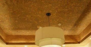 Чем и как клеить пробковое покрытие на стену