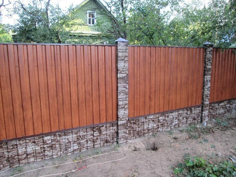 Забор для частного дома — защита или украшение? 65 красивых и функциональных идей