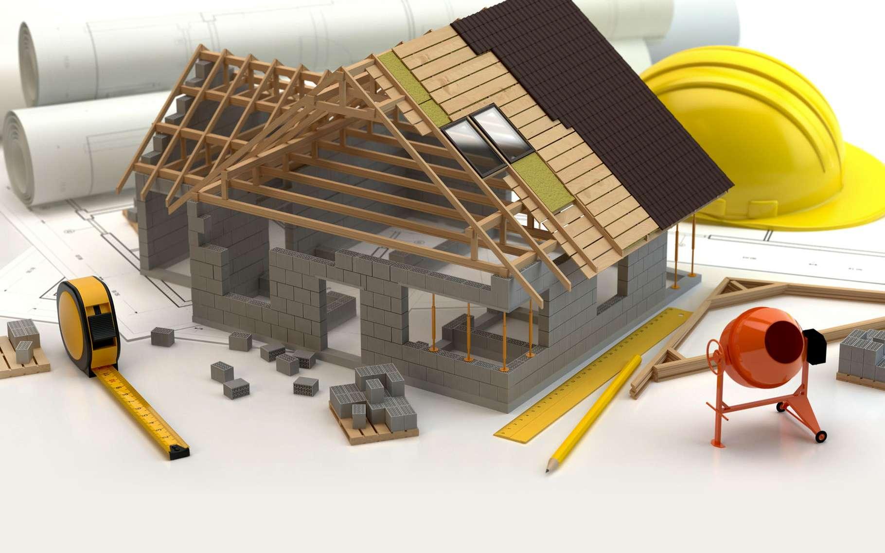 Новые технологии и строительные материалы