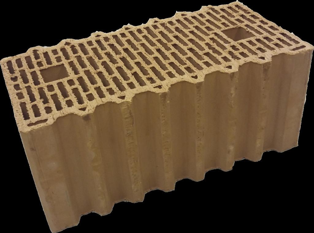Лучший керамический блок или двойной кирпич