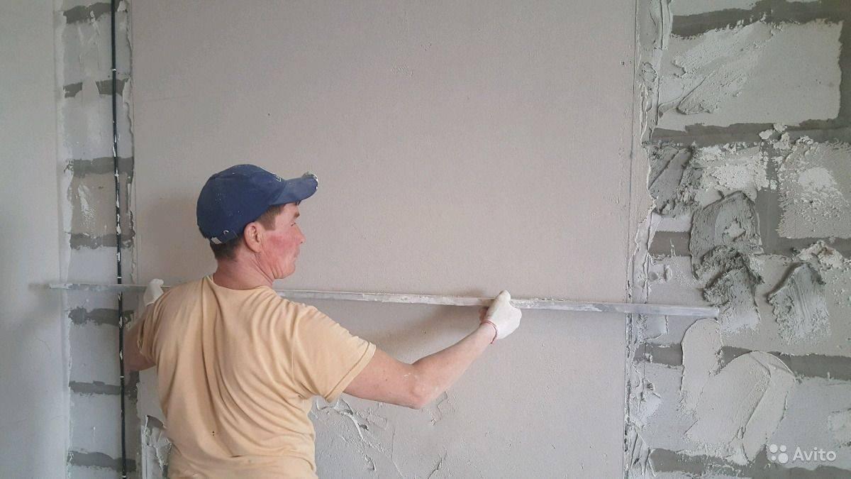 Гипсовая или цементная штукатурка: что лучше для стен (сравнение)