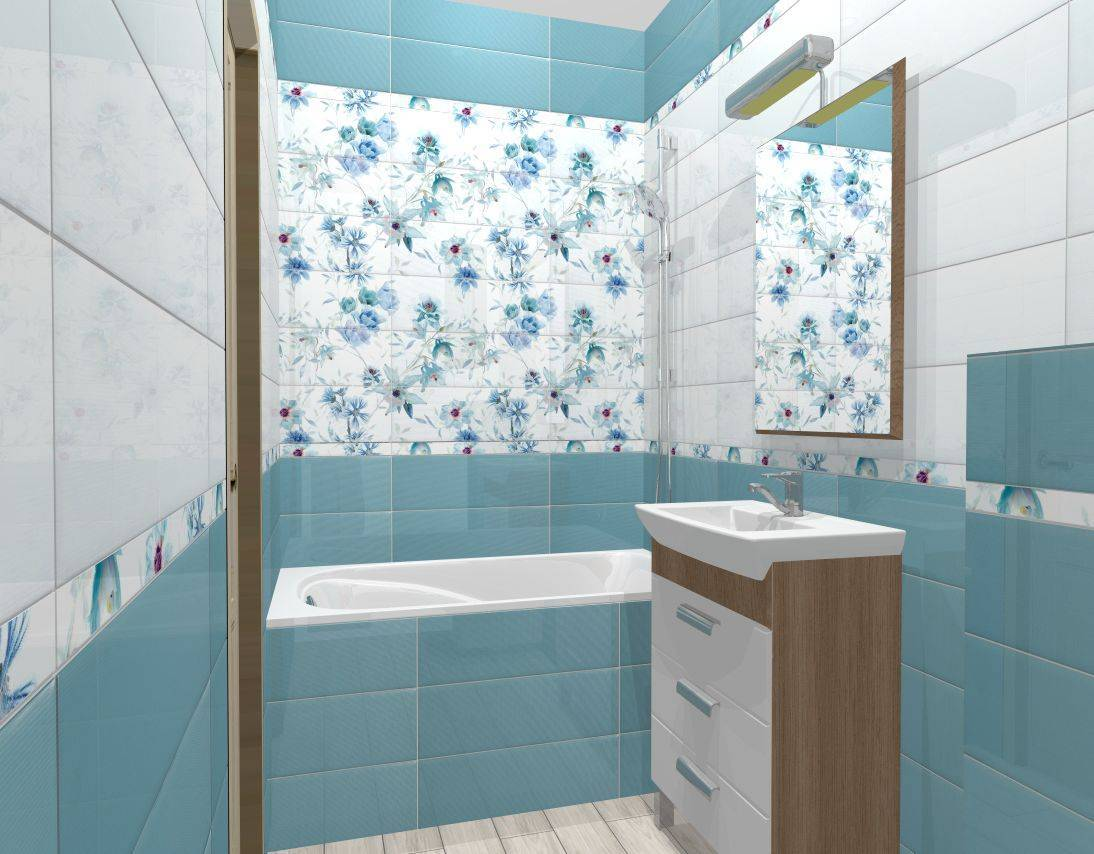 Кафель для ванной комнаты: как выбрать на пол и стены | ремонт и дизайн ванной комнаты