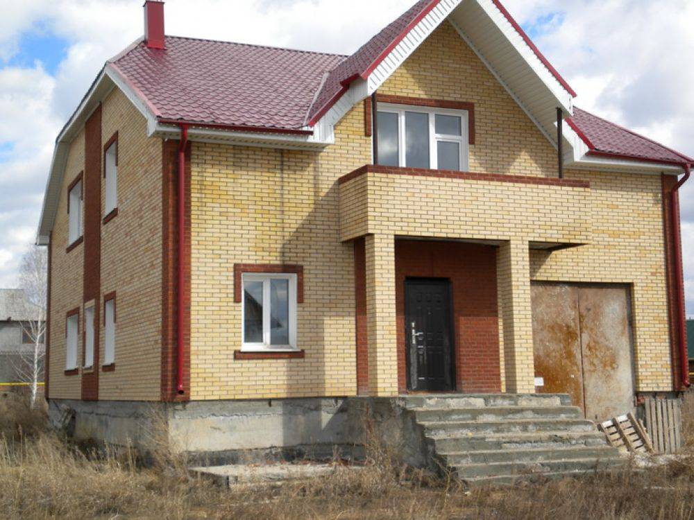 Дома из полистиролбетона — 3 этапа строительства