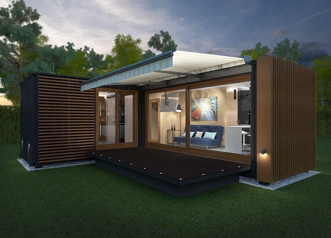 Модульные дома. что это такое? особенности проектов и строительства
