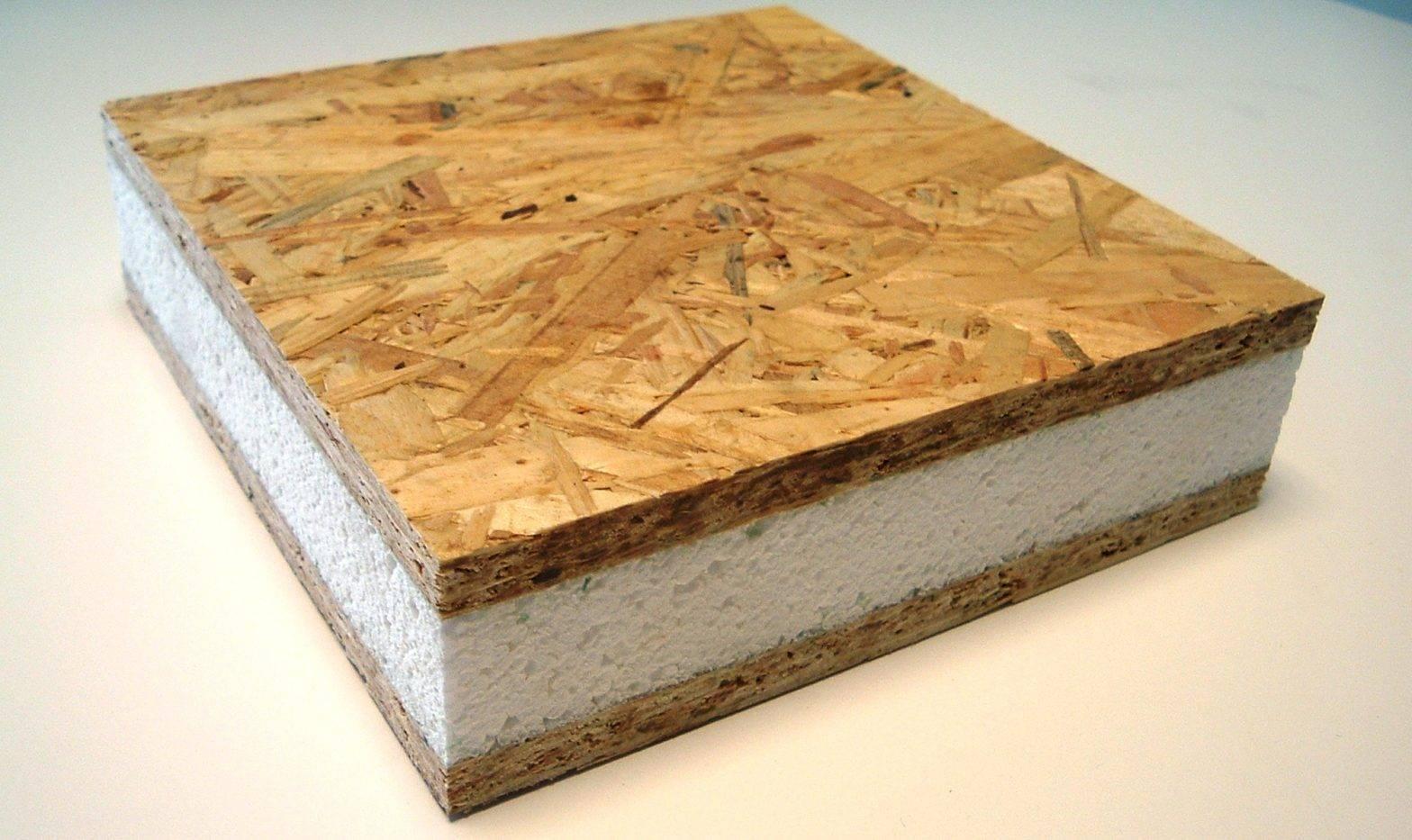 Что такое сип-панели для строительства домов: характеристики, плюсы и минусы материала и аналогов