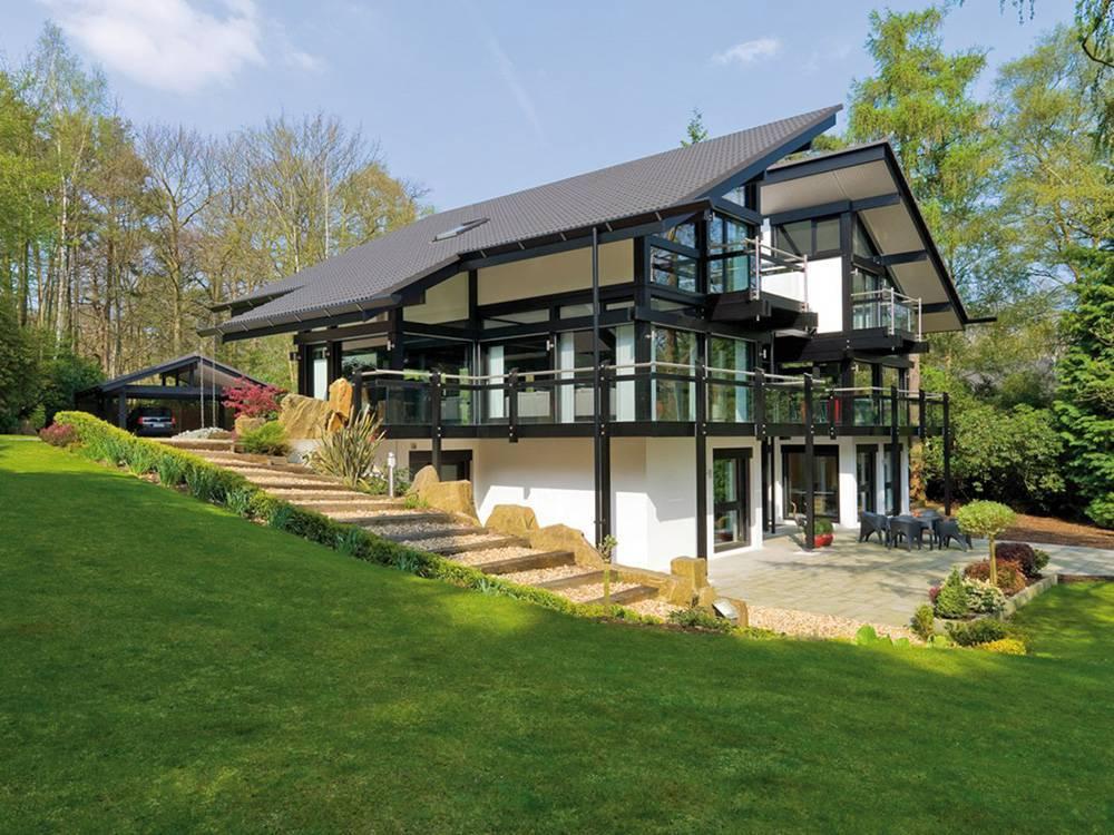 Технологии строительства каркасных домов