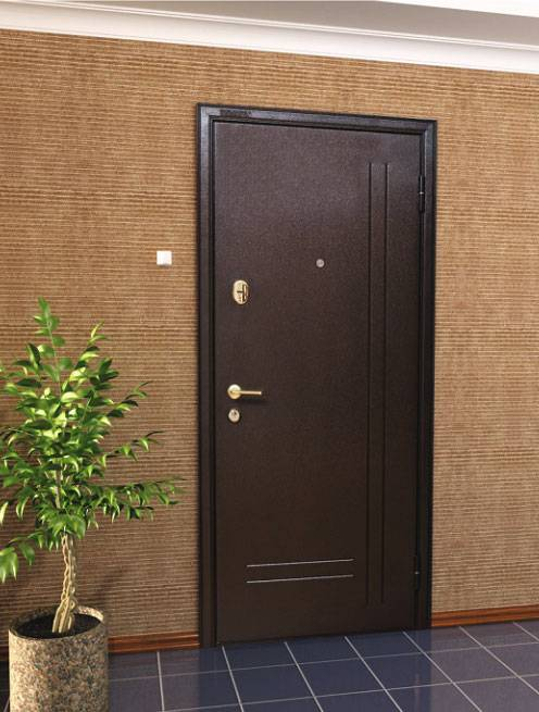 Какую входную дверь выбрать для квартиры?