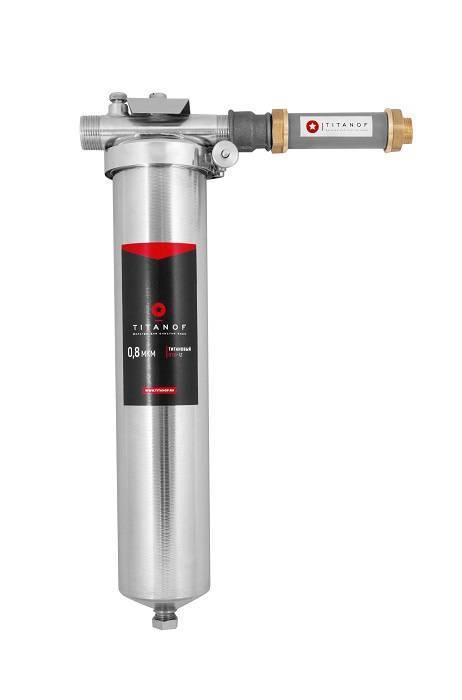 Что такое фильтр для воды «титанов»?