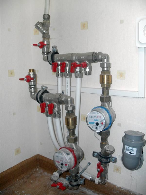 Установка счетчиков воды в квартире или доме самостоятельно: можно ли и как нужно