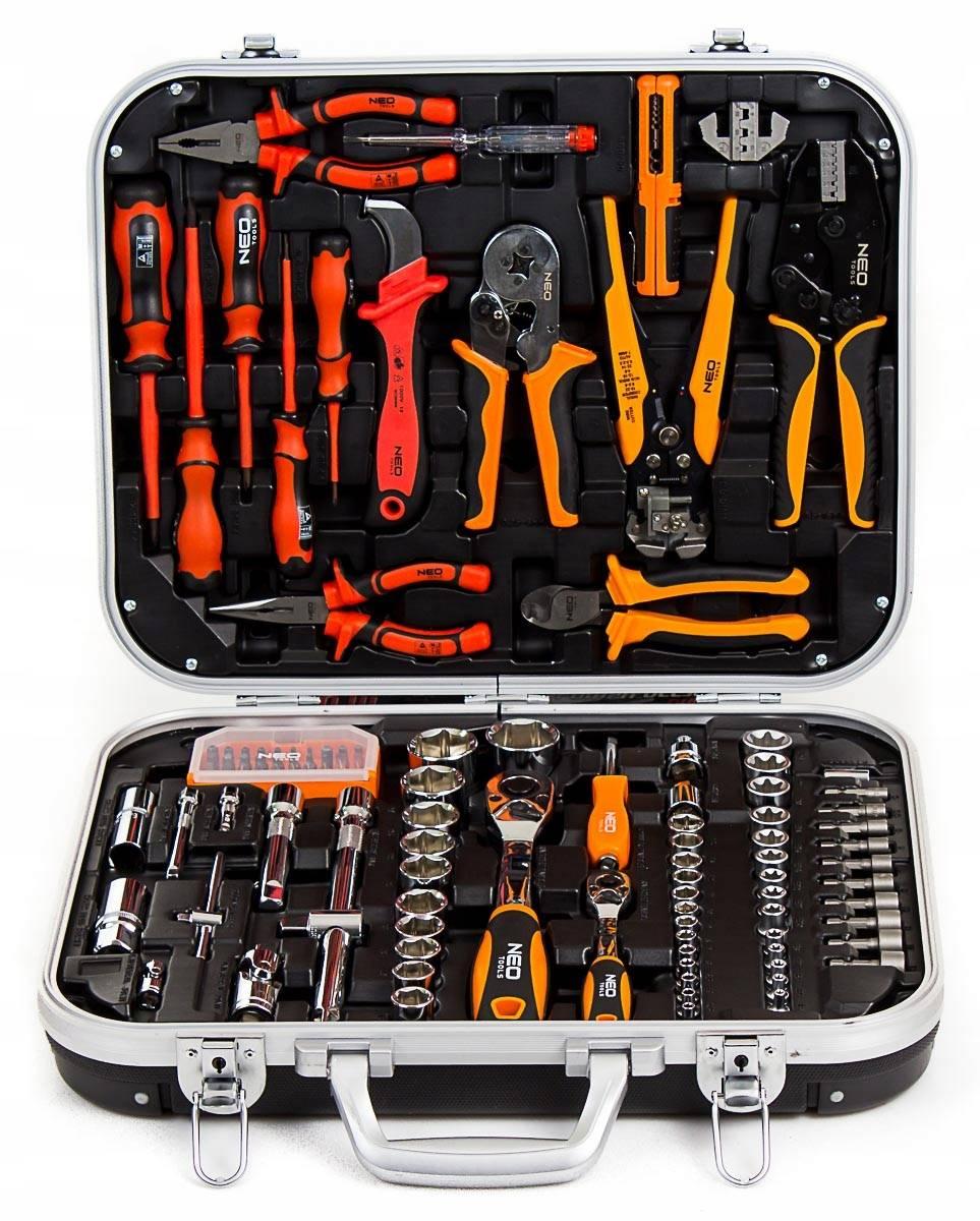 Набор инструментов для электриков, цена