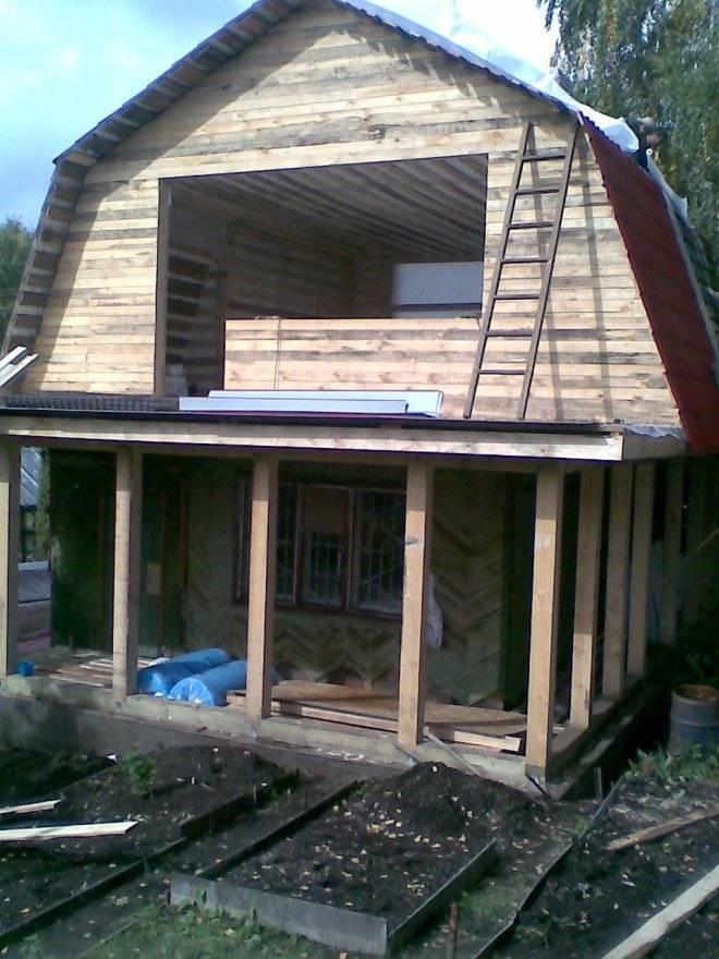 Строительство от а до я: возведение второго этажа в деревянном доме