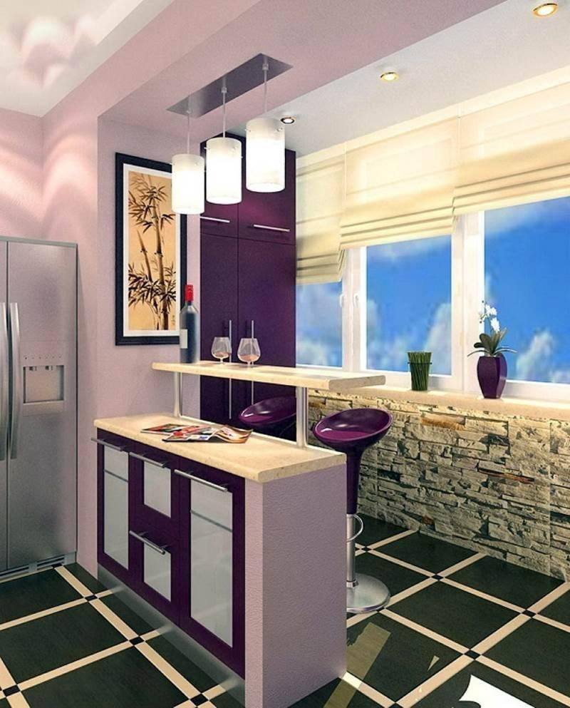 Совмещаем лоджию или балкон с комнатой — увеличиваем полезное пространство