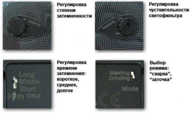 Сварочная маска: как выбрать светофильтры и защитное стекло, маркировка и какая маска лучше