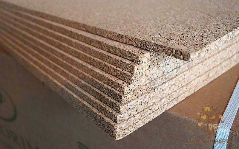 Плюсы звукоизоляции потолка пробковым покрытием и способы укладки