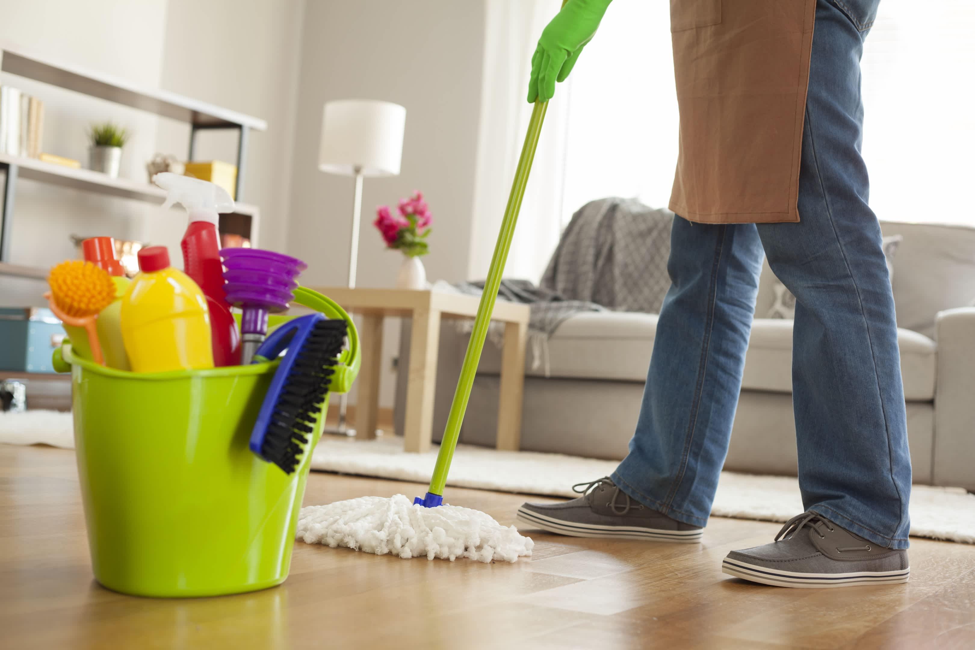 С чего начинать уборку в доме, основные этапы