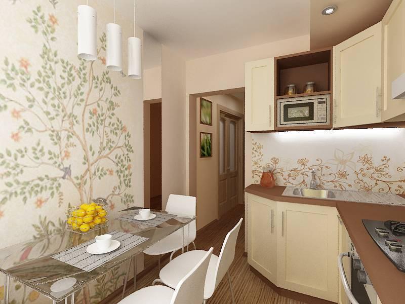 Кухня 9 кв метров идеи, интерьеры, фото - ремонт квартир фото