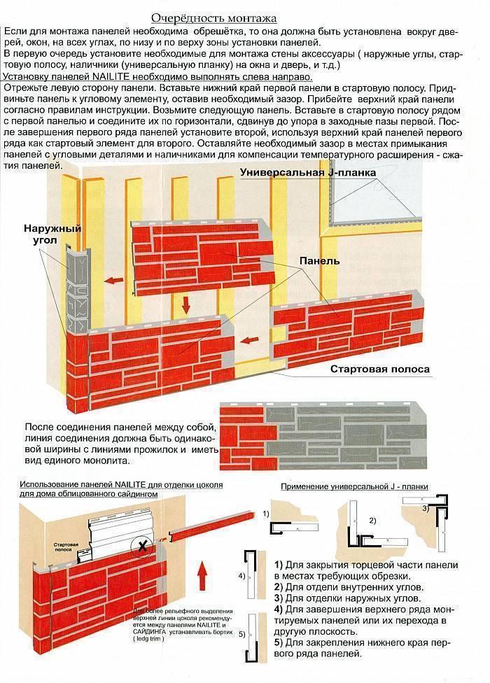 Монтаж цокольного сайдинга: выбор материалов и технология