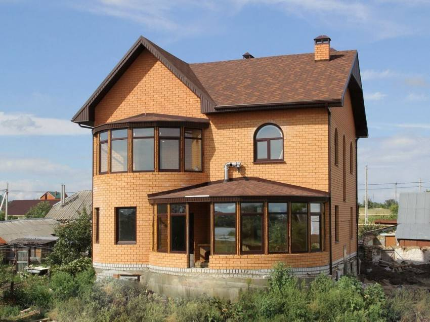 Особенности технологии строительства кирпичного дома