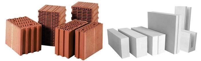 Керамоблоки или газоблоки: сравнительные характеристики, какой материал лучше