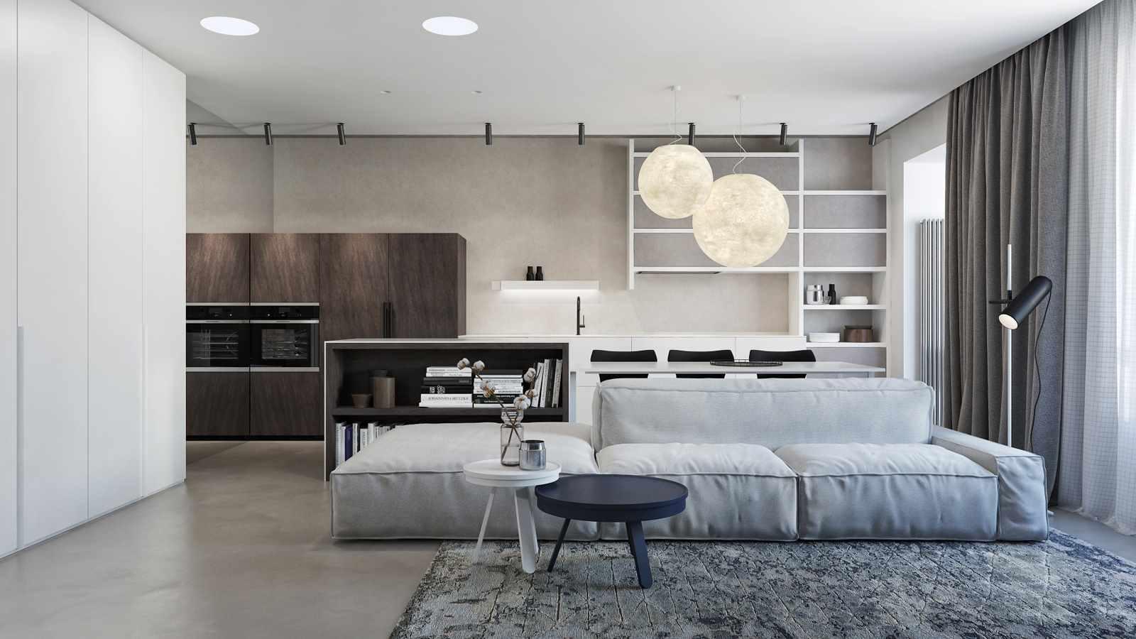 12 популярных современных стилей оформления квартиры