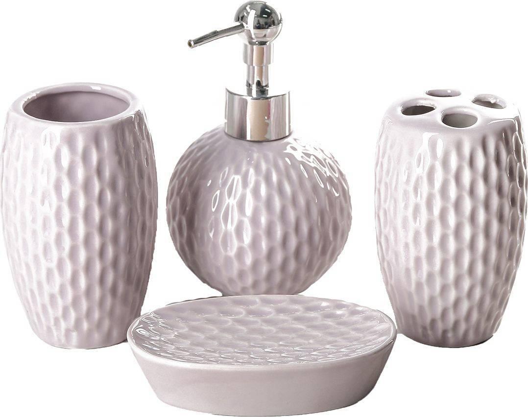 Аксессуары для ванной: лучшие наборы и современные коллекции (85 фото)