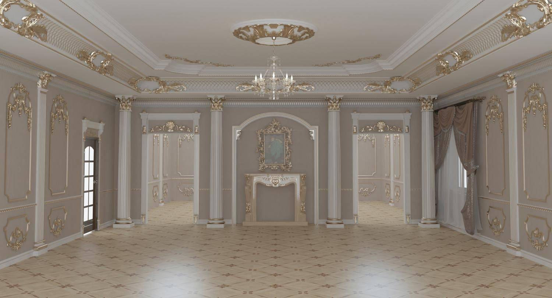 Лепнина на потолок, под люстру, как сделать отделку карниза и потолочного плинтуса, подробно на фото +видео: поясняем по порядку